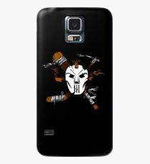 Masked Chaos Case/Skin for Samsung Galaxy