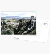 Ronda, Spain Postkarten