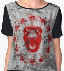 Army of the 12 Monkeys - Billboard Women's Chiffon Top