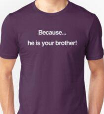 Subtitle Unisex T-Shirt