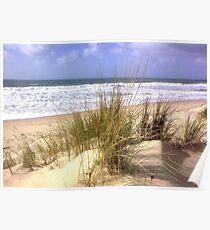 Praia do Rei, Portugal Poster