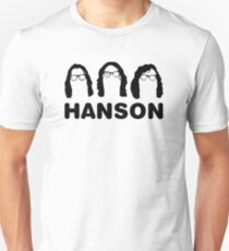Hanson - The Slap Shot ones. Unisex T-Shirt