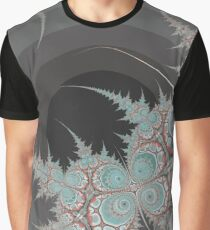 Frozen Flame Graphic T-Shirt