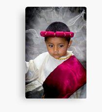 Cuenca Kids 769 Canvas Print