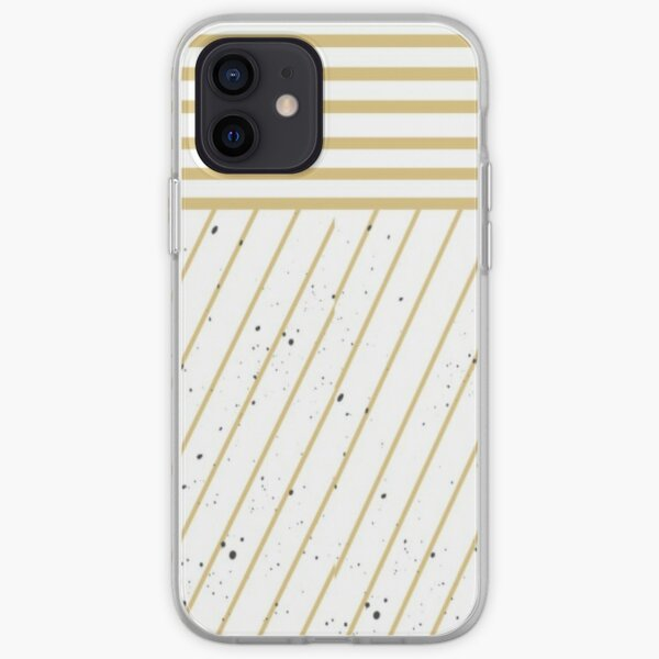 Uneven Pattern iPhone Soft Case