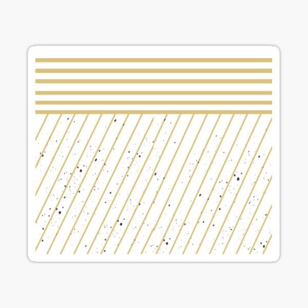 Uneven Pattern Sticker