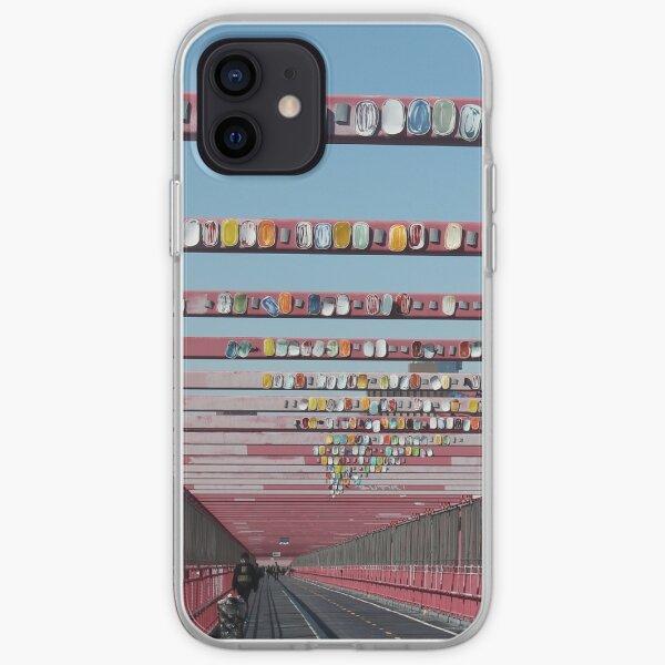 nyc bridge iPhone Soft Case