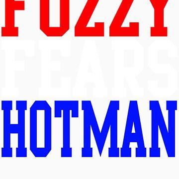 Fozzy Fears Hotman by hotman
