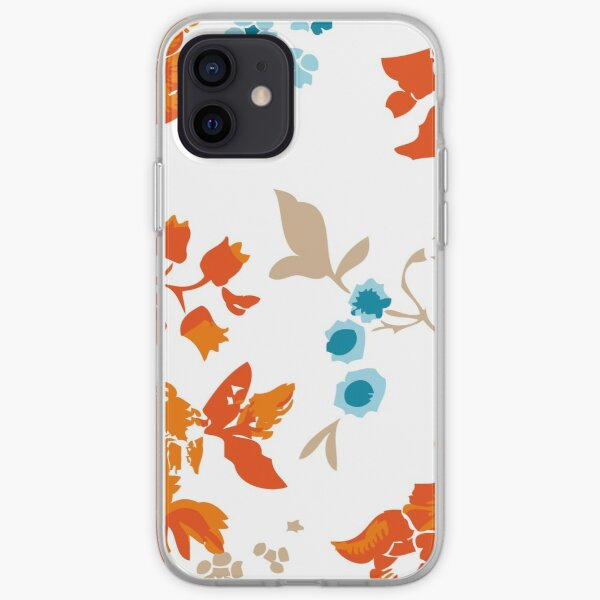Flowers for life iPhone Soft Case