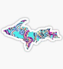 Upper Peninsula  Sticker