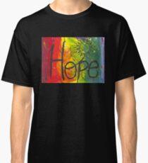 A Rainbow of Hope Classic T-Shirt