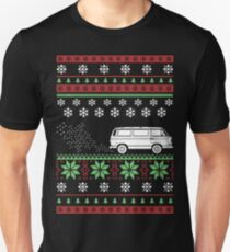 Vanagon Ugly Christmas Sweater Unisex T-Shirt