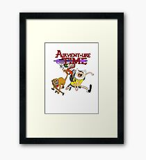 Airvent-ure Time Framed Print