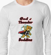 God of Thunder Buddies Long Sleeve T-Shirt
