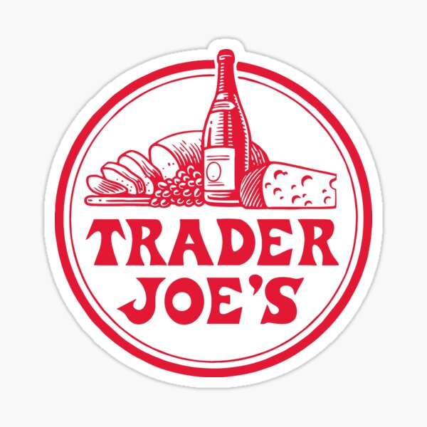 BEST SELLER - Trader Joe's Merchandise Sticker