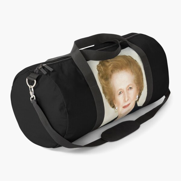 Margaret Thatcher. The Iron Lady. Duffle Bag
