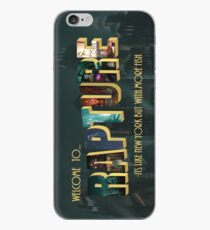Welcome to Rapture iPhone Case