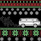 Vanagon Ugly Sweater by wantneedlove