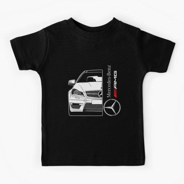 Mercedes-Benzz AMG. Camiseta para niños