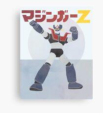 Mazinger-Z! Canvas Print