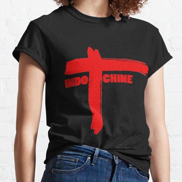 Indochine - Bande à logo T-shirt classique