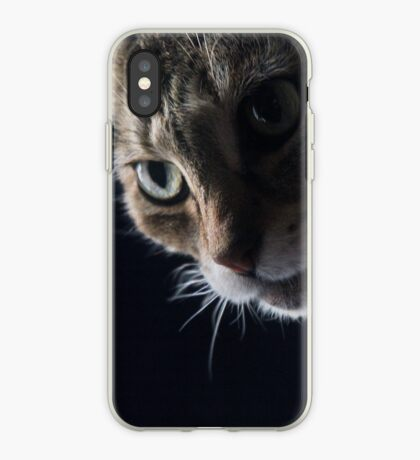 Looking Around iPhone Case
