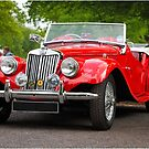 Classic MG by Alan Robert Cooke