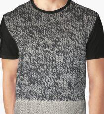 Lumberjack Knit Graphic T-Shirt