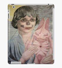 Space Madonna iPad Case/Skin