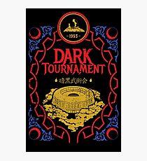 #DarkTournament1993 Where were you? Photographic Print