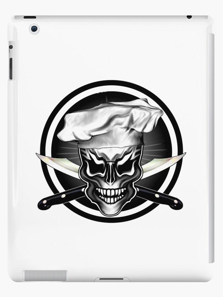 Chef Skull  by sdesiata