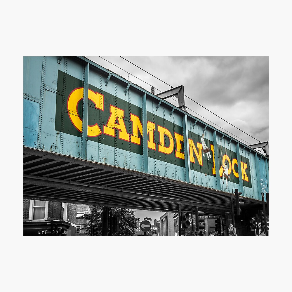 Camden Town II Photographic Print