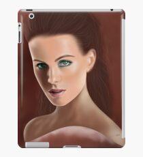 Bengslicaake - Kate Beckinsale iPad Case/Skin