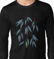 Eukalyptusblätter Langarmshirt