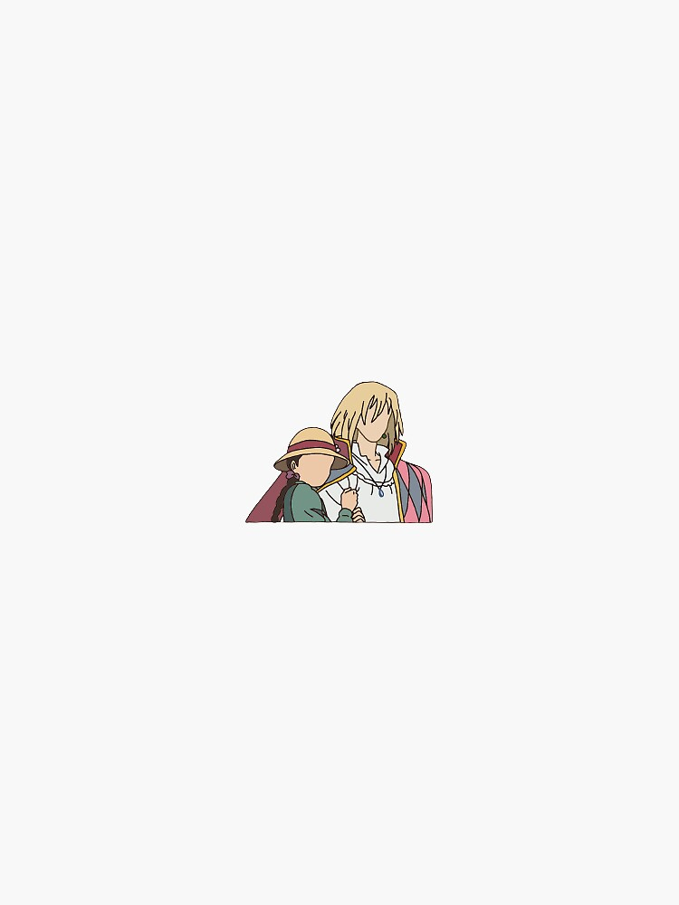 Howl and Sophie (from howls moving castle) by Yvnguyen