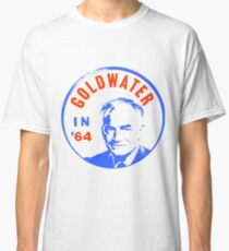 GOLDWATER (IN 64) Classic T-Shirt