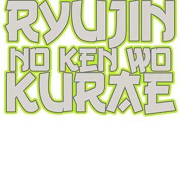 Ryujin No Ken Wo Kurae - Genji by TheSecretShop