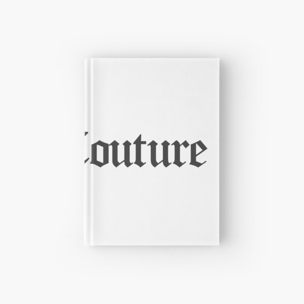 Juicy Couture life style Hardcover Journal
