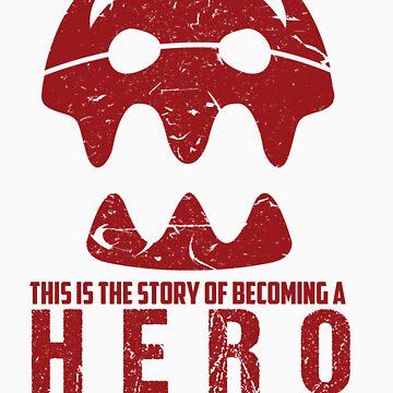 HERO by Chanalli