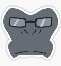 Winston Minimal Sticker