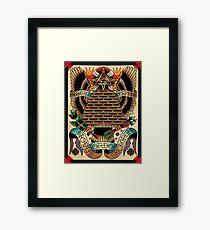 Illuminati Framed Print