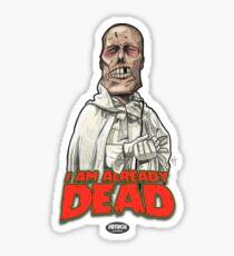 Dr. Phibes Sticker