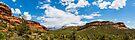 Sedona - Boynton Canyon Trail Panorama by eegibson
