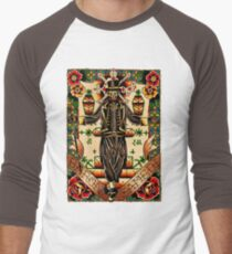 Baron Samedi Men's Baseball ¾ T-Shirt