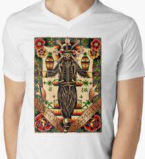 Baron Samedi Men's V-Neck T-Shirt
