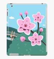 Cherry Blossom Smile iPad Case/Skin