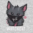Watchcat: Fluffy Hacker by narwen