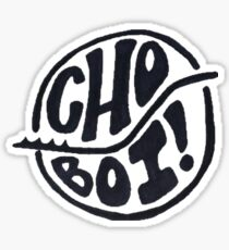 Cho Boi Sticker