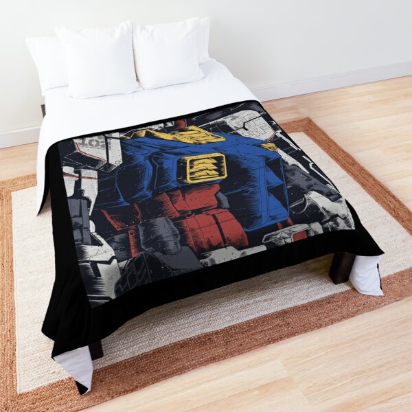Gundam RX 78 Comforter