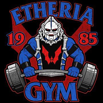 Etheria Gym by jozvozdesign